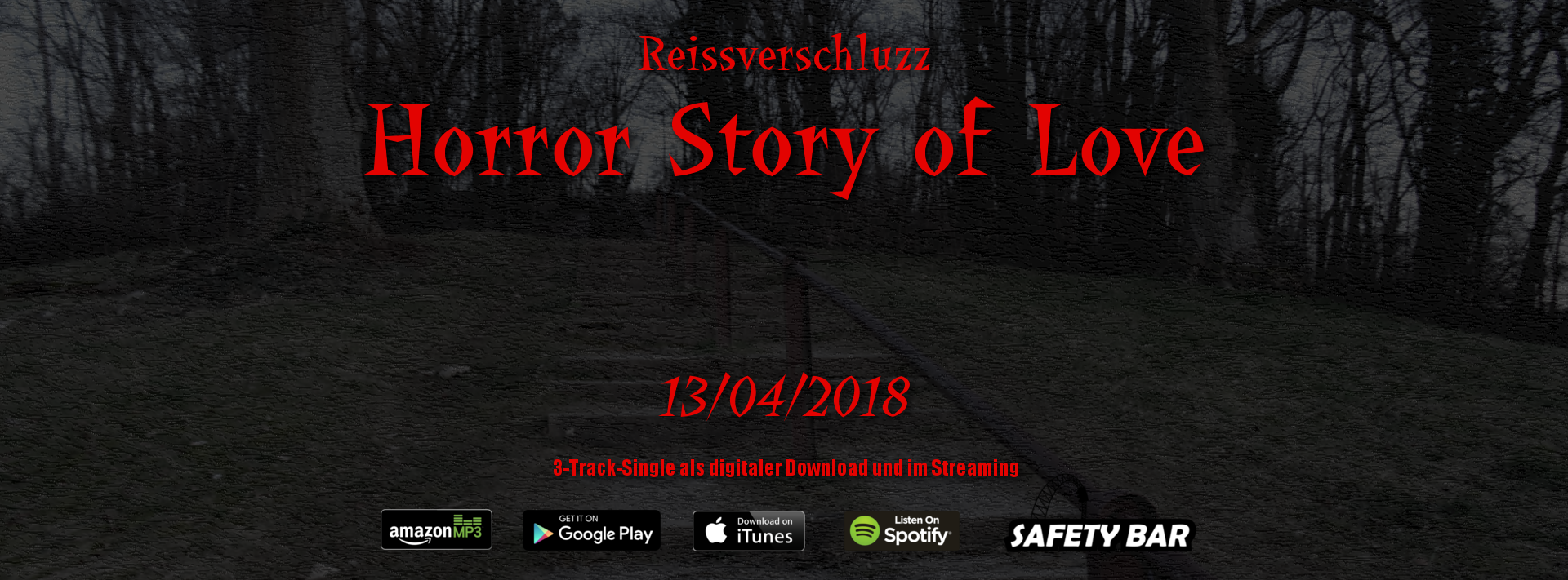 Horror Story of Love - Ab 13. April 2018!